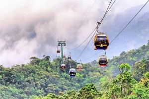 Dalat Cable Car - Datanla Waterfall - Clay Tunnel